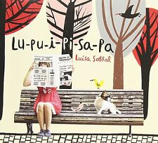 "Luisa Sobral  ""Lu-Pu-I-Pi-Sa-Pa"" - CD  from the Eurovision winning Songwriter"