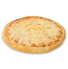 Display Faux Food 14 Whole Cheese Pizza New