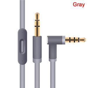 Cable Cord Aux For Beats Solo Studio 2 3 Pro Detox Wireless Mixr Executive Pill