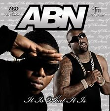 ABN, Abòn - It Is What It Is [New CD] Explicit