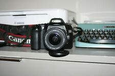 Fotocamera Canon EOS 30D reflex digitale + obiettivo 18-55 + cf card 2gb 40d 50d