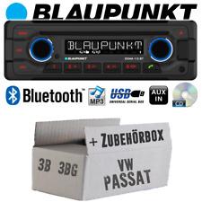 Blaupunkt Radio für VW Passat 3B + 3BG Autoradio Bluetooth CD USB Einbauzubehör