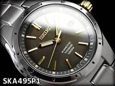 Seiko Para Hombre Kinetic Titanium 100m Watch ska495 ska495p1 Garantía, Caja, PVP: £ 300