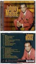 "JOHNNY MATHIS ""Swing Warm And Softly"" (2 CD) 2009 NEUF"