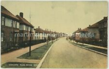 Concord Road Shiregreen, Sheffield Postcard, C007