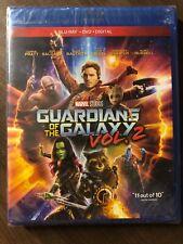 Guardians Of The Galaxy Vol.2 Blu ray & DVD Canada Bilingual NO DC LOOK