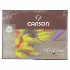 160 gsm Thickness Hemp Canson 321095 Mi-Teintes Pastel Paper