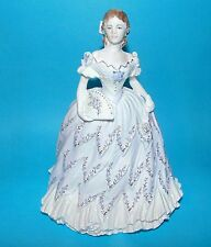 ROYAL WORCESTER ornament Figurine  ' The Last Waltz ' Limited ed 1st Quality