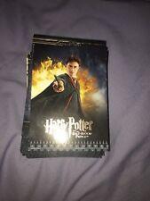 HARRY POTTER & The Half Blood Prince TRADING CARD SET 90