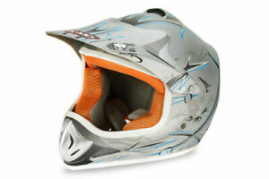 Kinder Xtreme Cross Helm Motocrosshelm matt finish