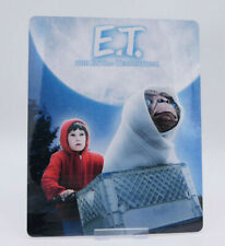 E.T Extra Terrestrial - Glossy Bluray Steelbook Magnet Cover (NOT LENTICULAR)