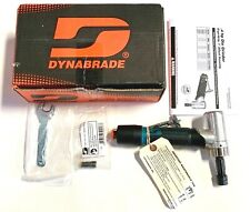 "DYNABRADE 7 Degree Offset 1/4"" Die Grinder Planetary Geared Model 47212"