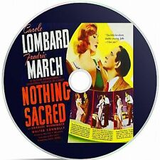 Nothing Sacred Public Domain film In Colour Converted To DVD