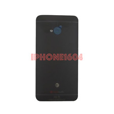 HTC One M7 Back Battery Cover Replacement & Repair Part – Black - Brand New