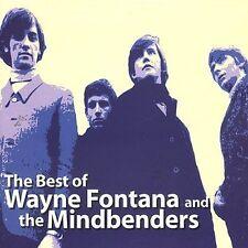 The Best of Wayne Fontana & The Mindbenders, Wayne Fontana & Mindbenders, Very G