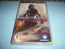 Prince of Persia: The Forgotten Sands  (PlayStation Portable, 2010) NEW PSP