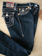 TRUE RELIGION BILLY SUPER T GIRLS Jeans 89-JACKKNIFE Gr.12 NEU mit ETIKETT