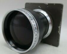 Schneider Kreuznach Tele Xenar 360mm F5.5 For Large Format 4x5 5x7 Cameras