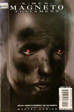X-Men: Magneto - Testament (2008 Ltd) #   5 (NrMnt Minus-) (NM-) AMERICAN
