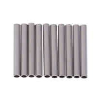 10pcs Stainless Steel Tube Watch Strap Lug 20mm 22mm 24mm 26mm Tube Width