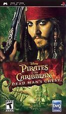 Pirates of the Caribbean: Dead Man's Chest (Sony PSP, 2006) COMPLETE GAME NES HQ