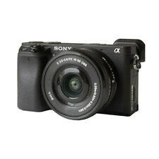 Sony Alpha a6400 Mirrorless Digital Camera with 16-50mm Lens ILCE-6400L/B