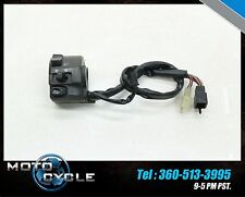 2007 07 KAWASAKI NINJA 250 EX250 TURN SWITCH HAND CONTROL LIGHTS HORN K32