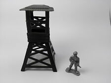 3Pcs Military watchtower Army Men Toy Soldier Accessories sand table model