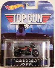 1/64 Hot Wheels Retro Top Gun kawasaki Ninja GPZ 900R