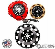ACTION CLUTCH STAGE 2 KEVLAR and CHROMOLY FLYWHEEL FOR 350Z G35 Z33 NISMO 3.5L