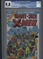 Giant-Size X-Men: Facsimile Edition #1 CGC 9.8 WOLVERINE 2019