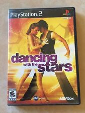 Dancing With the Stars (Sony PS2, 2007) w/ Instruction Booklet - MINT CONDITION!