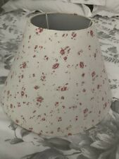 Lampshade Country Farmhouse  Rosebud Style