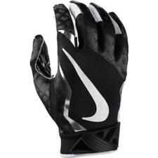 NIKE VAPOR JET4.0 FOOTBALL RECEIVER GLOVES BLACK/WHT MEN SIZE M NEW GF0572-010