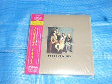 PROCOL HARUM Procol's Ninth Mini LP CD JAPAN VICP-62047 (2003)
