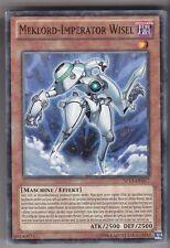YU-GI-OH Meklord Imperator Wisel Starfoil SP13-DE047