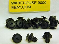 5 Push Type Retainers Acura /& Honda 91561-TA0-A11 Auveco #22394 Universal Use