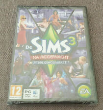 PC Game The Sims 3 Late Night New Sealed Dutch Version English Game