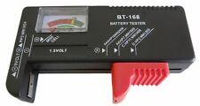 Smart  Digital Battery Tester Electronic Battery Power Measure Checker