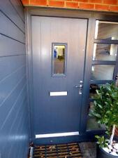 Composite Front Door. Wood with steel facings. 8 yrs old