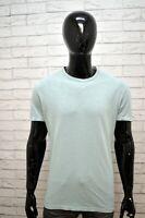 JECKERSON Maglia Uomo Taglia Size XL Camicia Shirt Man Manica Corta Cotone
