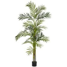 Nearly Natural Artificial Areca Palm Beautiful Silk Tree 6 ft BRAND NEW