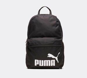 PUMA - Phase Backpack (Black) Mens