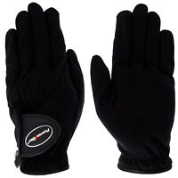 Powerbilt Mens Stormy Weather Rain Golf Gloves Pair - New High Grip All Weather