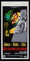 L112 Cartel Diez Segundos Col Diablo J. Palance Chandler Carol Aldrich Robert