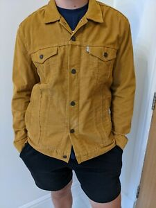 Mens Levi's Cord  jacket XL
