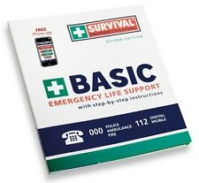 First Aid Kit    Basic Emergency Handbook   Charity Fundraising for The Salvos