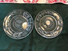 Waterford Crystal Millennium Luncheon Plates (Set of Two)