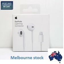 Original Apple Lightning Earpods Earphones for iPhone X/8/7/7+6/5 MMTN2AM/A NEW