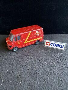 Vintage Corgi Royal Mail Millennium Collection Mercedes 207D Van